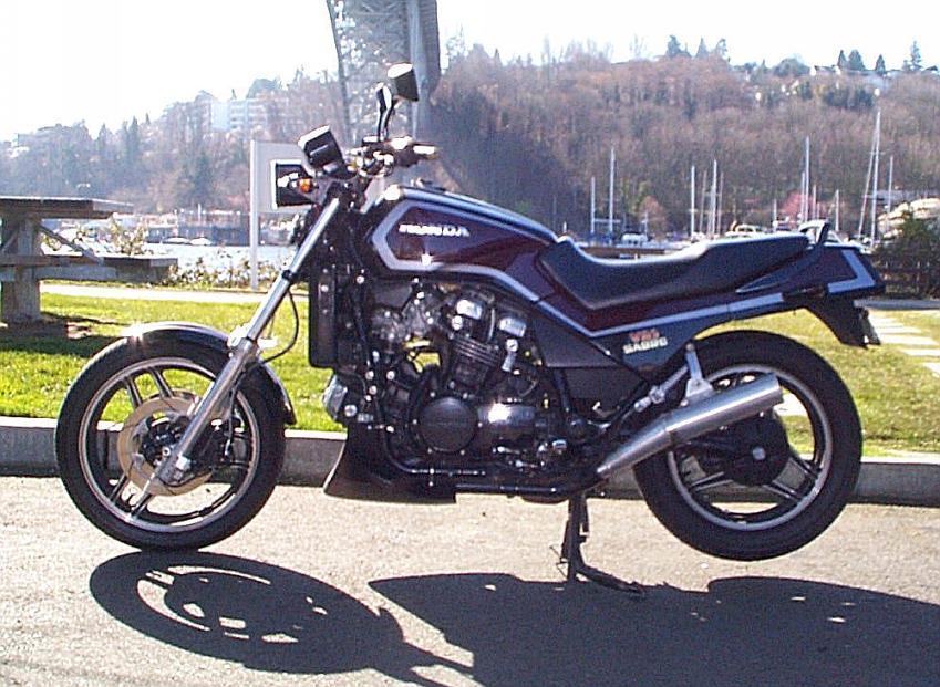 2004 Honda VT1100C2 Shadow Sabre
