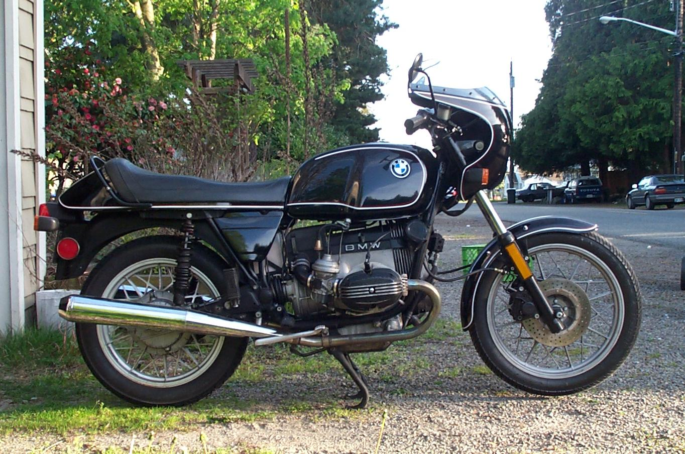 Bmw Used For Sale >> 1983 BMW R100S, 1 out of 1